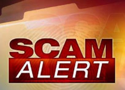 Scam-alert logo