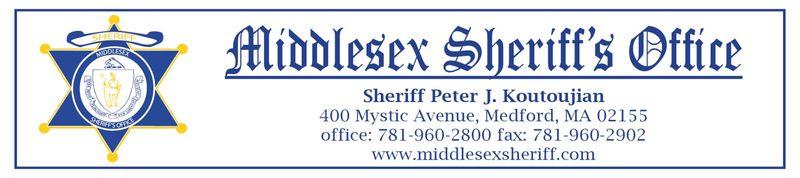 Middlesex sheriff logo