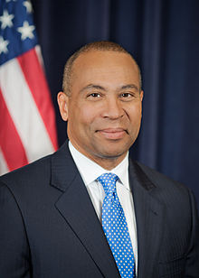 Gov Deval Patrick head shot