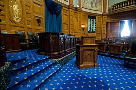 State House floor photo